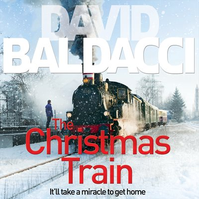 Book cover for The Christmas Train